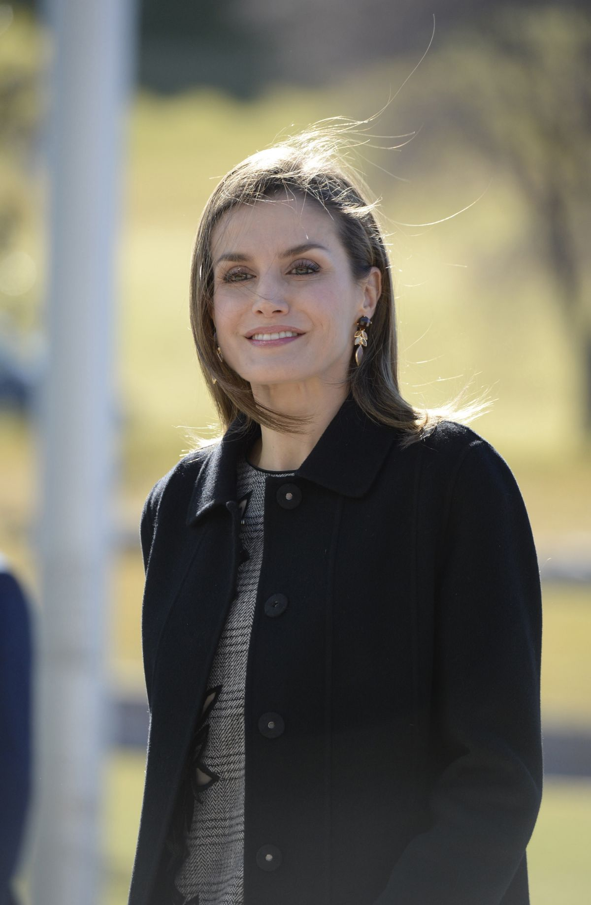 QUEEN LETIZIA OF SPAIN at Women and Disability Congress in Avila 03/01/2017
