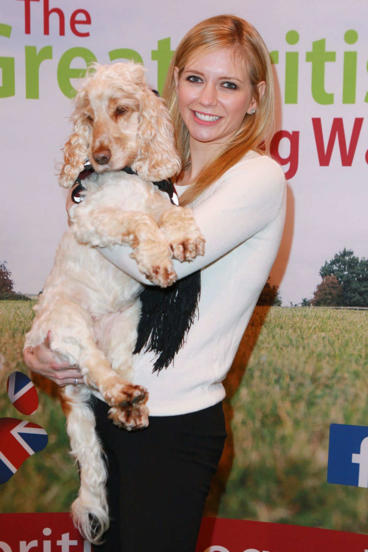 RACHEL RILEY at Crufts Day 3 in Birmingham 03/11/2017