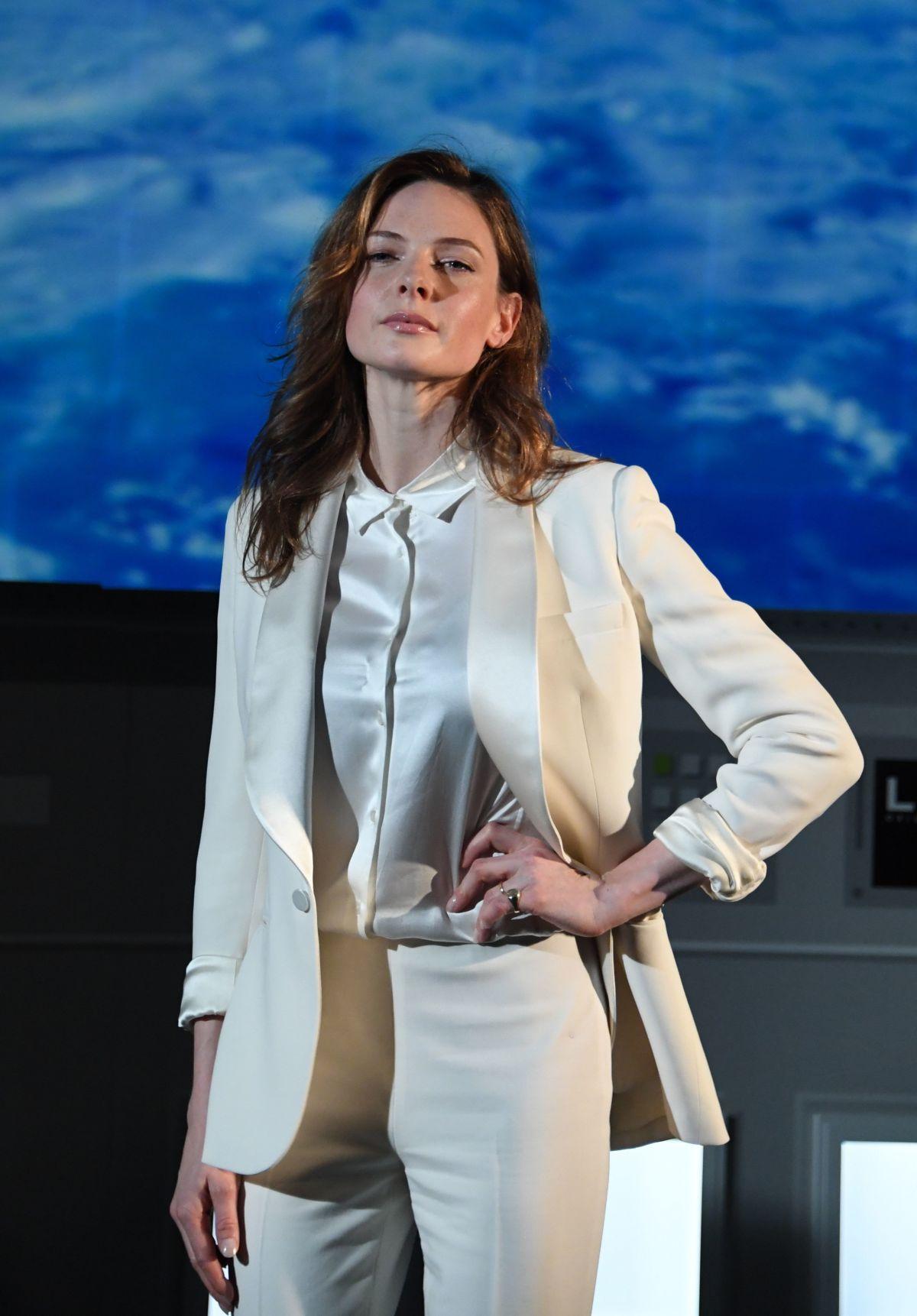 REBECCA FERGUSON at Life Photocall in Paris 03/13/2017 ...