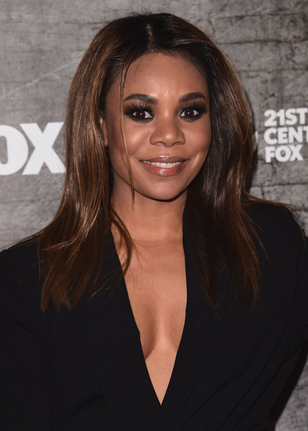 REGINA HALL at Shots Fired TV Series Premiere in Los Angeles 03/16/2017