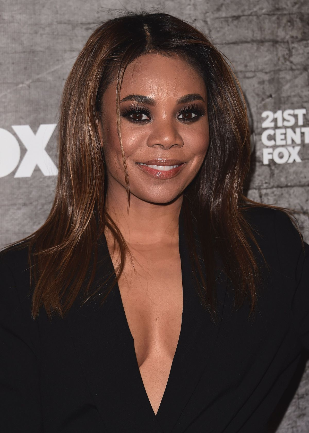 Regina Hall At Shots Fired Tv Series Premiere In Los