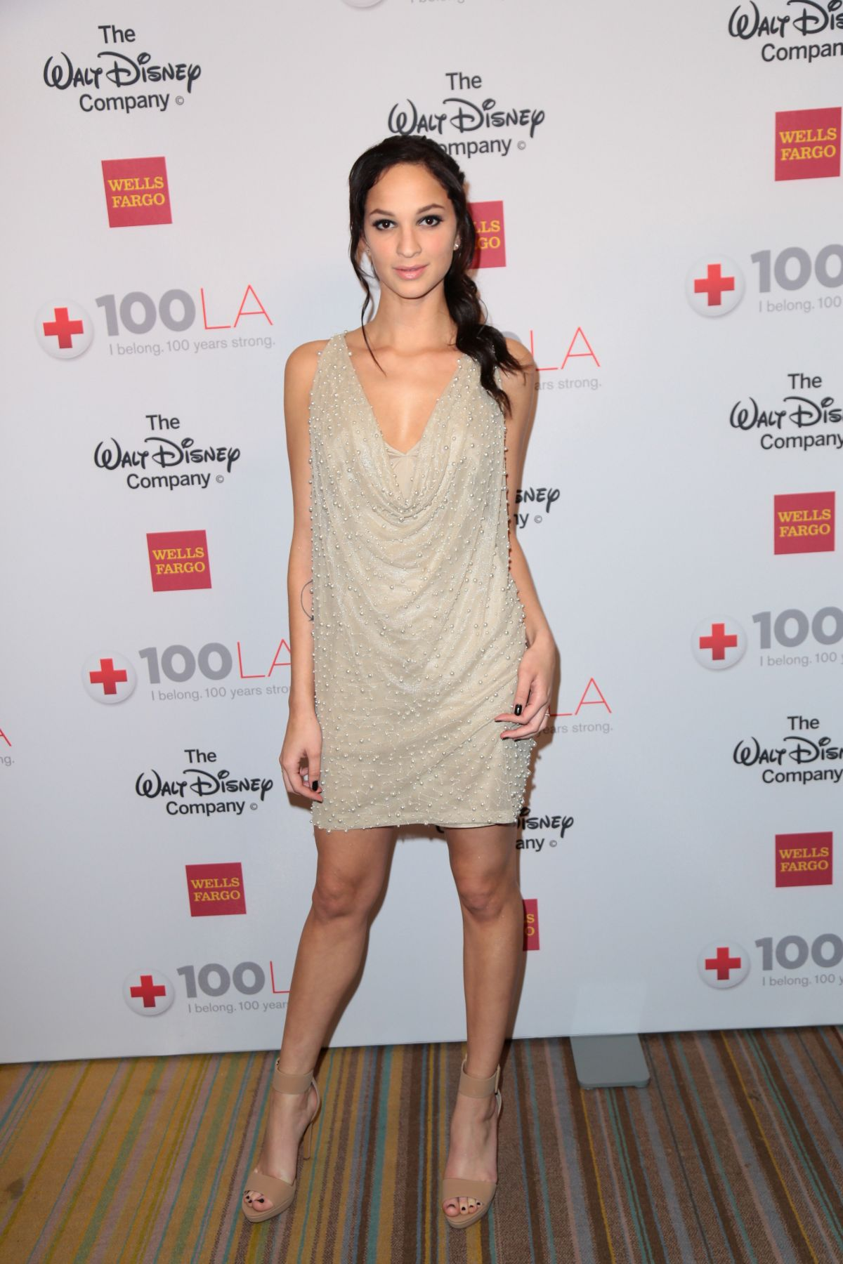 RUBY MODINE at American Red Cross Centennial Celebration in Beverly Hills 03/16/2017
