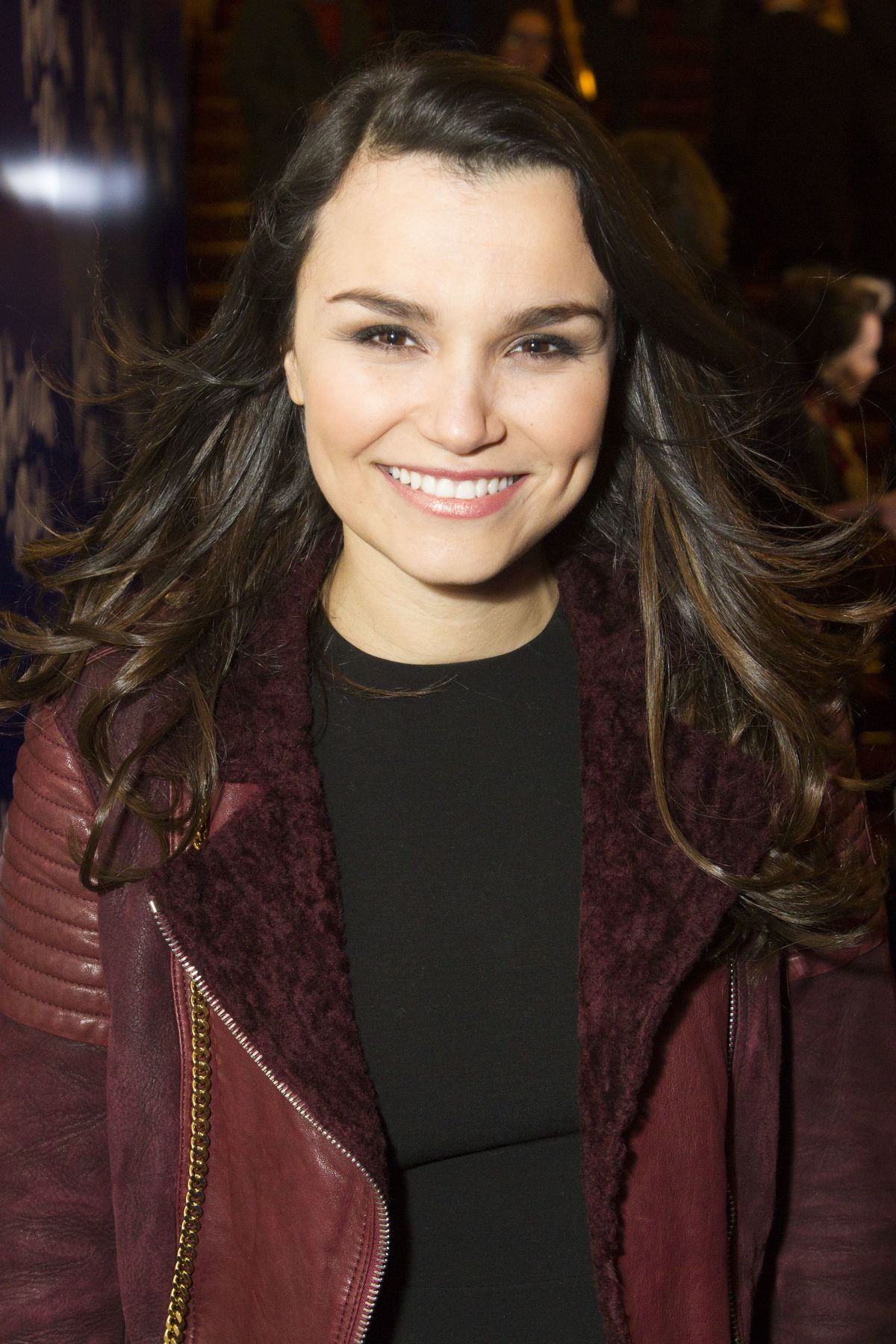 SAMANTHA BARKS at An American in Paris Press Night in ...