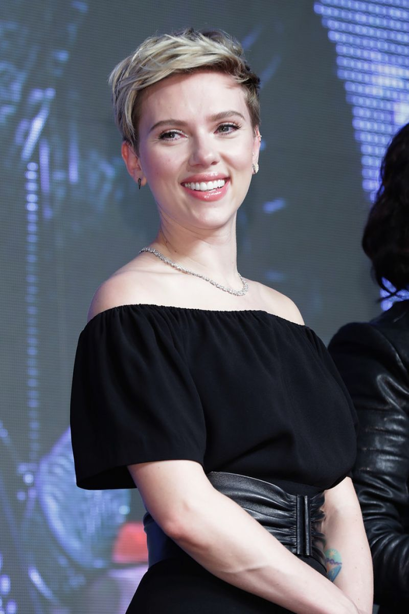 Scarlett Johansson At Ghost In The Shell Premiere In Seoul 03 17 2017 5 Hawtcelebs
