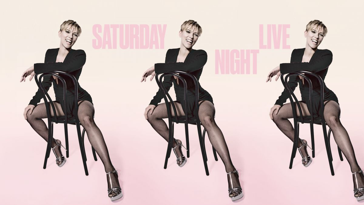 SCARLETT JOHANSSON for Saturday Night Live, March 2017
