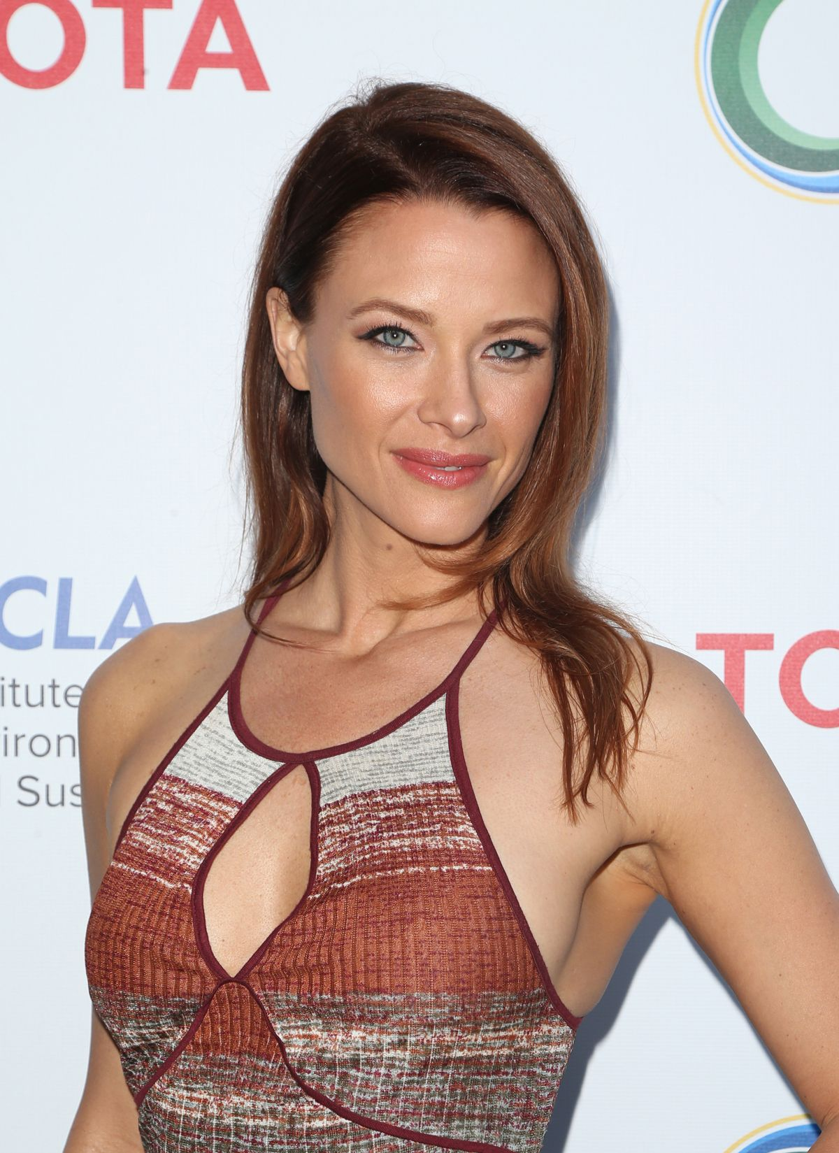 SCOTTIE THOMPSON at UCLA Celebrates Innovators for a Healthy Planet 03/13/2017