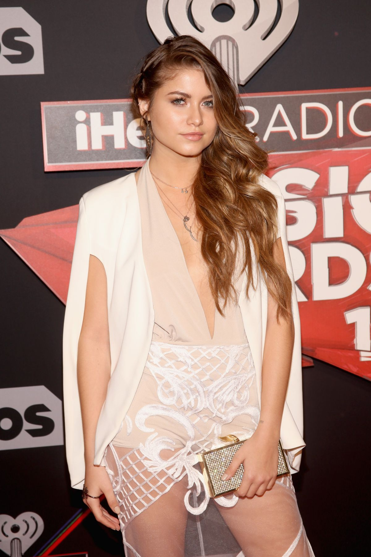 SOFIA REYES at 2017 iHeartRadio Music Awards in Los Angeles 03/05/2017