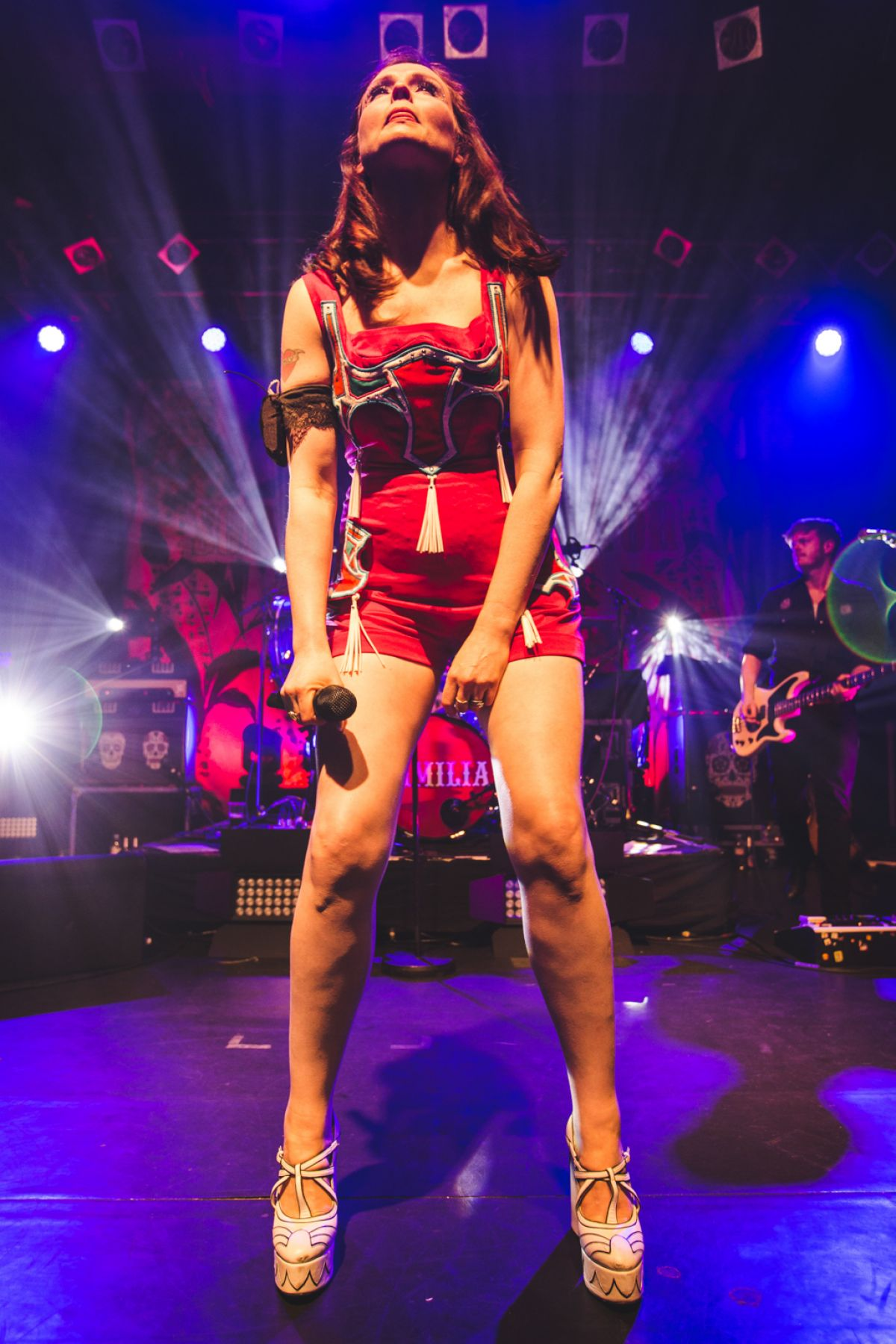 SOPHIE ELLIS-BEXTOR Performs at KOKO in London 03/03/2017