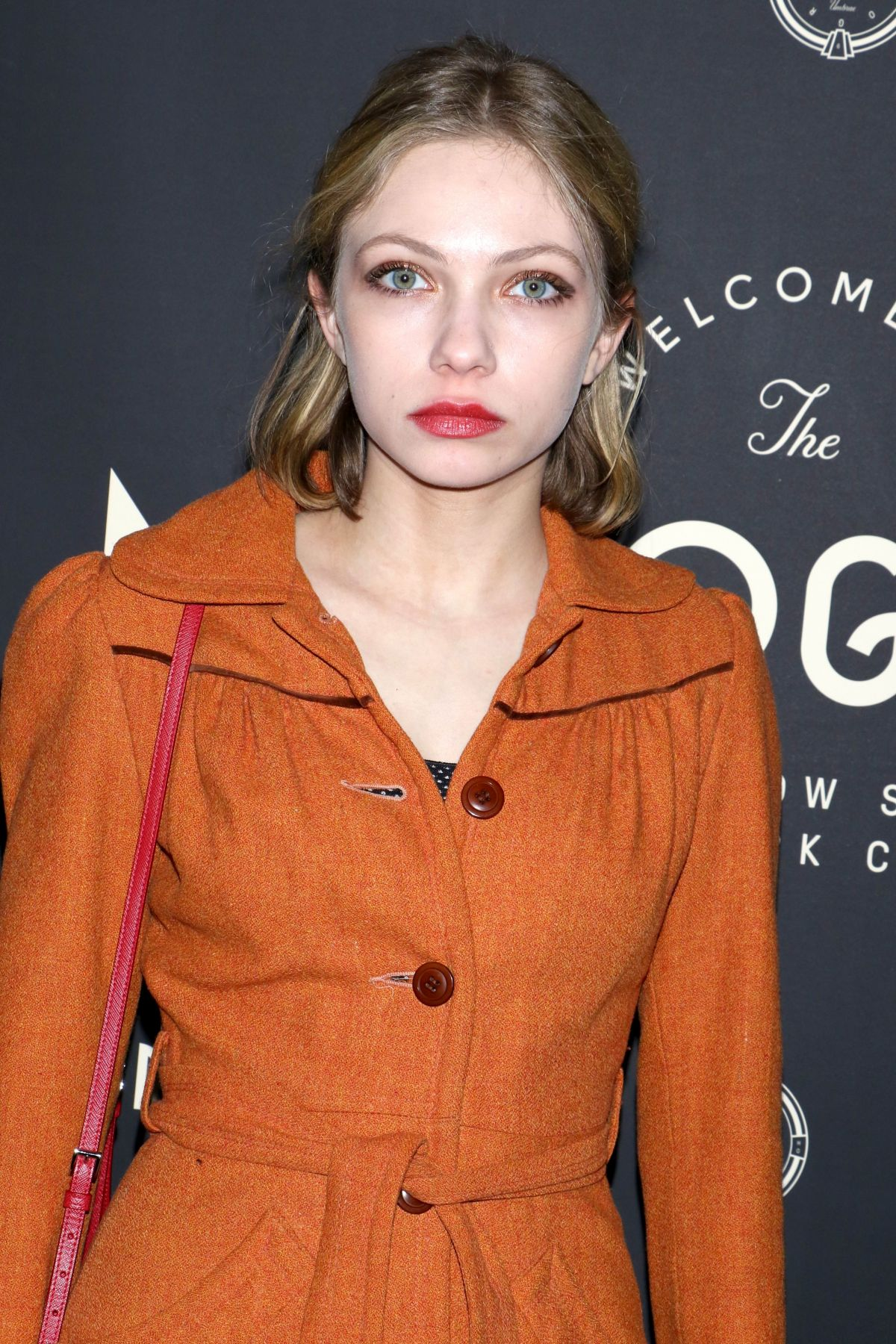 TAVI GEVINSON at Metrograph 1st Year Anniversary Celebration in New York 03/08/2017