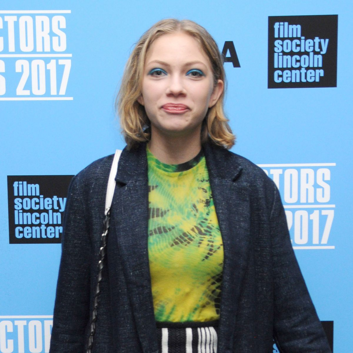 TAVI GEVINSON at Person to Person Screening in New York 03/25/2017
