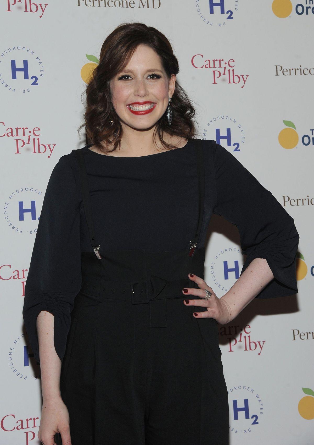 VANESSA BAYER at Carrie Pilby Screening New York 03/23/2017