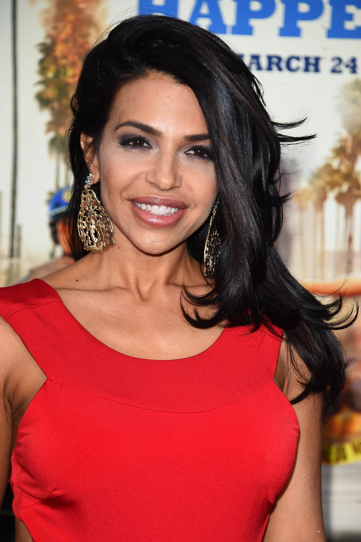 VIDA GUERRA at Chips Premiere in Los Angeles 03/20/2017