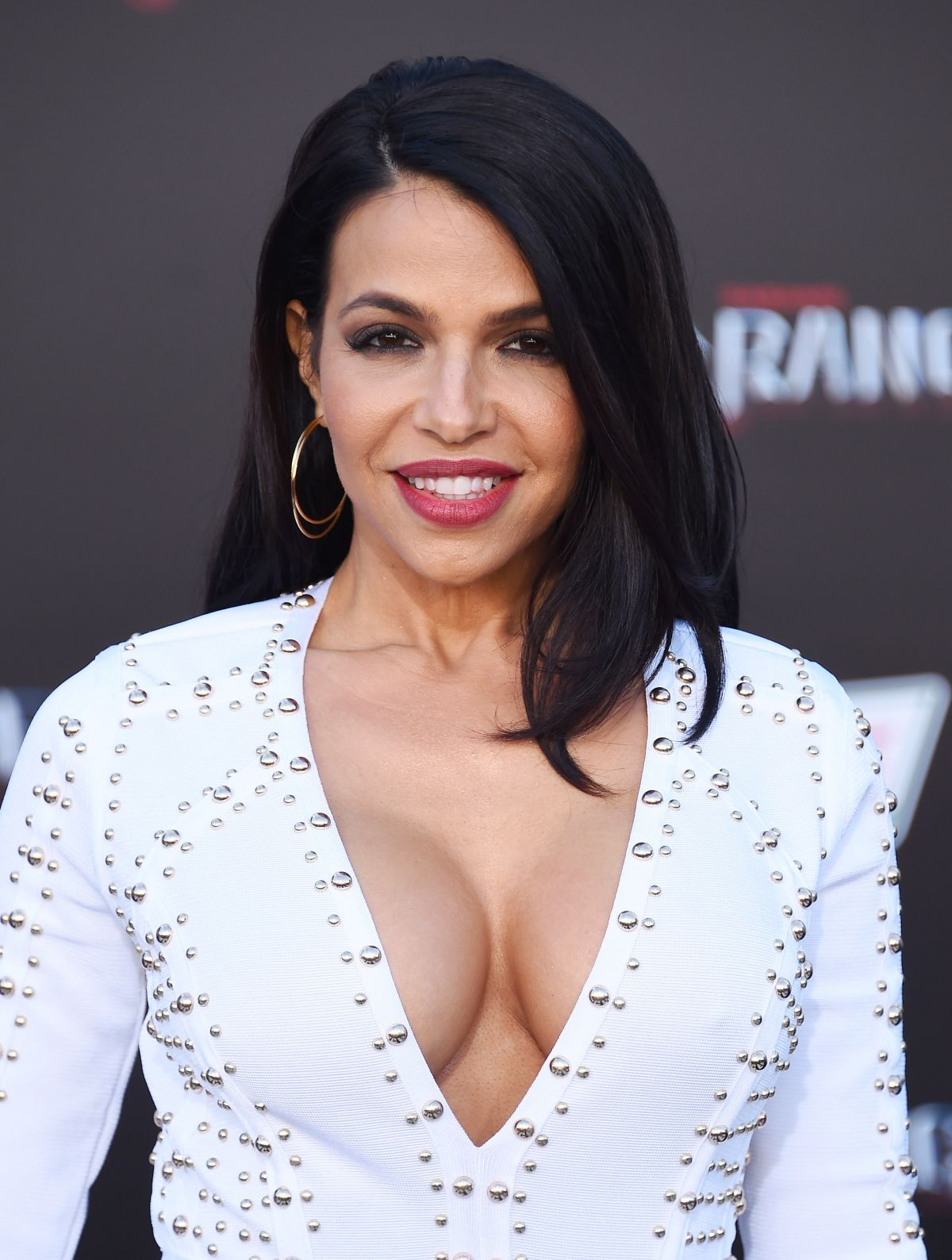 VIDA GUERRA at Power Rangers Premiere in Los Angeles 03/22/2017