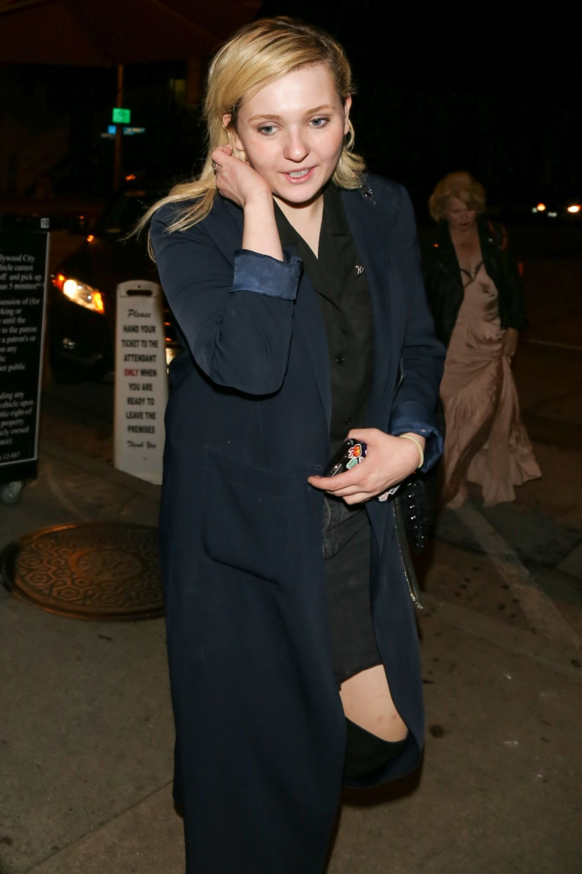 ABIGAIL BRESLIN at Craig