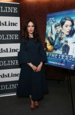 ABIGAIL SPENCER at Timeless Awardsline Emmy Screening in Los Angeles 04/26/2017