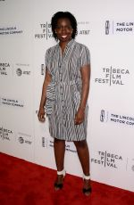 ADEPERO ODUYE at The Dinner Premiere at Tribeca Film Festival 04/24/2017