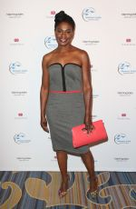 ADINA PORTER at Women's Guild Cedars-Sinai Annual Spring Luncheon in Los Angeles 04/20/2017