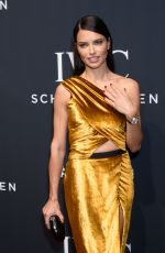 ADRIANA LIMA at IWC Schaffhausen 5th Annual for the Love of Cinema Gala at Tribeca Film Festival in New York 04/20/2017