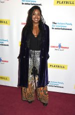 ADRIENNE WARREN at Concert for America: Stand Up, Sing Out in New York 04/18/2017