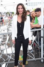 ALANA DE LA GARZA at Gary Sinise Honored with Star on Hollywood Walk of Fame 04/17/2017