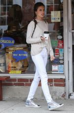 ALESSANDRA AMBROSIO Out and About Concord 04/20/2017