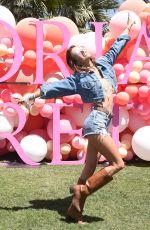 ALESSANDRA AMBROSIO at VS Angel Oasis at 2017 Coachella Music Festival in Indio 04/14/2017