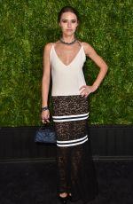 ALESSANDRA BALAZS at Chanel Artists Dinner at Tribeca Film Festival in New York 04/24/2017