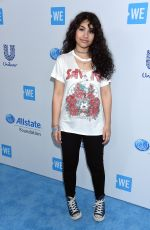ALESSIA CARA at WE Day California in Los Angeles 04/27/2017