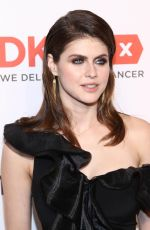 ALEXANDRA DADDARIO at 11th Annual Big Love Gala in New York 04/27/2017