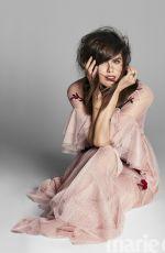 ALEXANDRA DADDARIO in Marie Claire Magazine, May 2017
