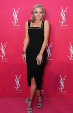 ALEXANDRA HENKEL at YSL Beauty Club Party in Melbourne 04/27/2017