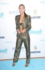 ALEXIS REN at 8th Annual Thirst Gala in Beverly Hills 04/18/2017