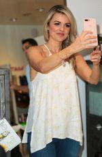 ALI FEDOTOSKY at Brighton Salon in Los Angeles  04/06/2017