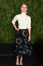 ALICE EVE at Chanel Artists Dinner at Tribeca Film Festival in New York 04/24/2017
