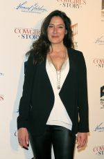 ALICIA COPPOLA at A Cowgirl Story Premiere in Los Angeles 04/13/2017