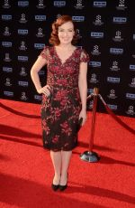 ALICIA MALONE at 2017 TCM Classic Film Festival Opening Night in Los Angeles 04/06/2017