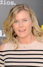 ALISON SWEENEY at National Geographic's Genius Premiere in Los Angeles 04/24/2017