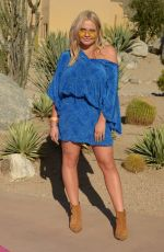 ALLI SIMPSON at Paper x Pretty Little Thing Event at 2017 Coachella Valley Music and Arts Festival 04/14/2017