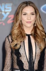 ALLISON HOLKER at Guardians of the Galaxy Vol. 2 Premiere in Hollywood 04/19/2017
