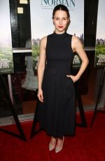 ALONA TAL at Norman Premiere in Hollywood 04/05/2017