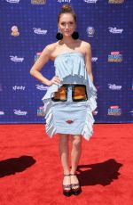 ALYSON STONER at 2017 Radio Disney Music Awards in Los Angeles 04/29/2017