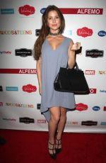 AMANDA CERNY at Alfemo Event in Los Angeles 04/27/2017