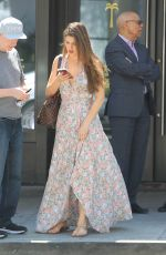 AMANDA CERNY Out Shopping in Beverly Hills 04/05/2017