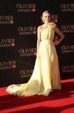 AMANDA HOLDEN at Olivier Awards in London 04/09/2017