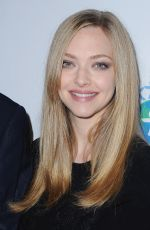 AMANDA SEYFRIED at World of Children Hero Award in Beverly Hills 04/19/2017