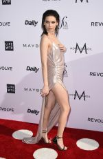 AMANDA STEELE at Daily Front Row's 3rd Annual Fashion Los Angeles Awards 04/02/2017