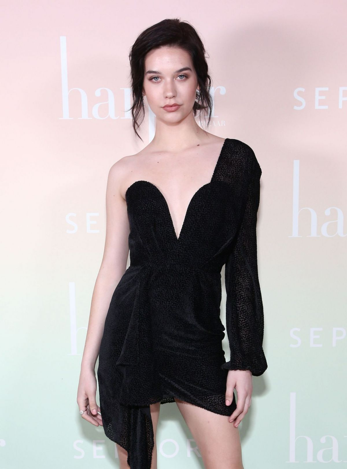 AMANDA STEELE at Harper's Bazaar Party in Los Angeles 04/26/2017