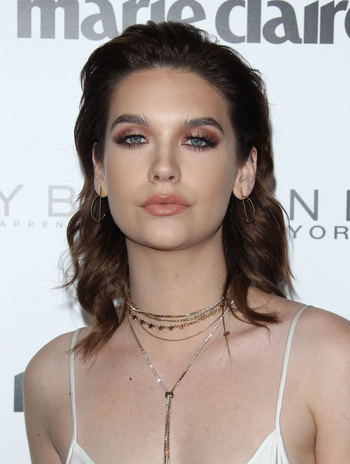 AMANDA STEELE at Marie Claire Celebrates Fresh Faces in Los Angeles 04/21/2017