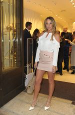 AMBER DOWDING at Be Spring Ready Party in London 04/27/2017