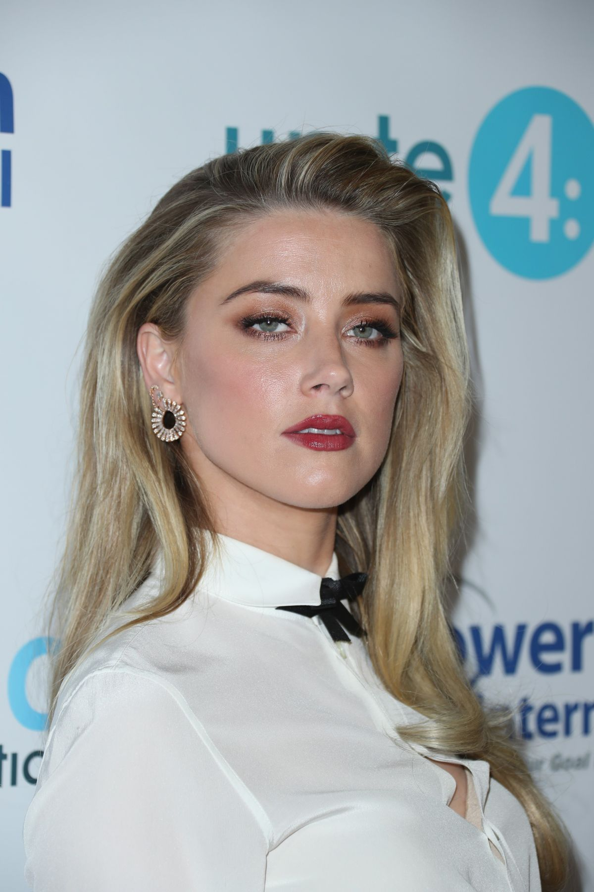 AMBER HEARD at 4th Ann...